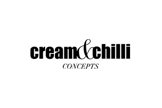 logo cream and chilli