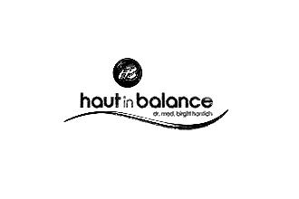 logo haut in balance